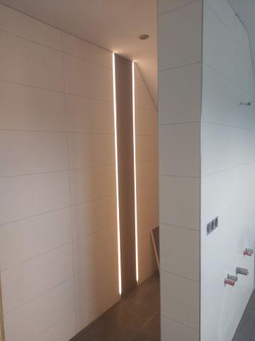 Beleuchtung Bad-Dusche LED
