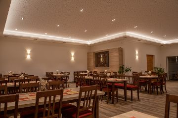 Gaststättenbeleuchtung_Deckenbeleuchtung_Wandlampen_LED