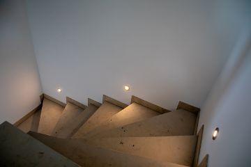 Treppenbeleuchtung Wandeinbaustrahler